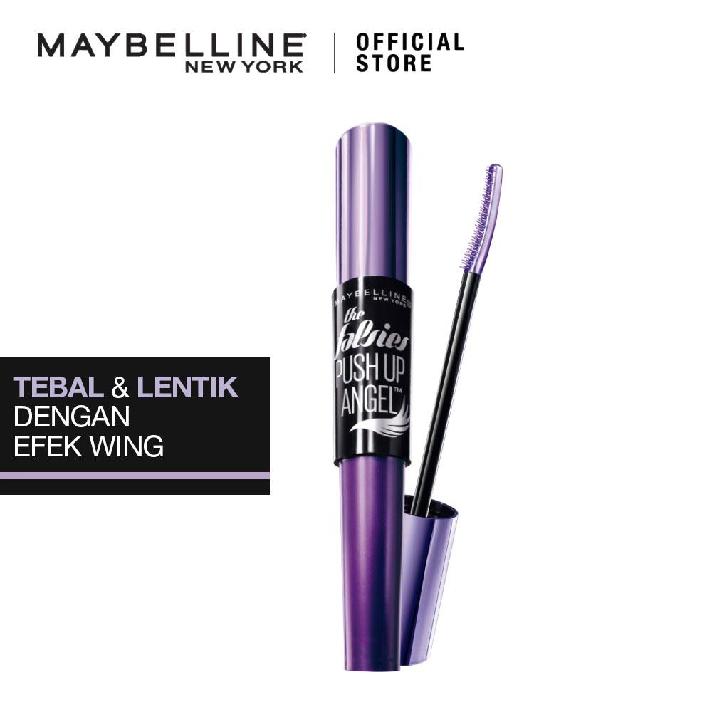 59f67d701c0 Maybelline Volum Express Hyper Curl Mascara MakeUp - Black | Lazada  Indonesia