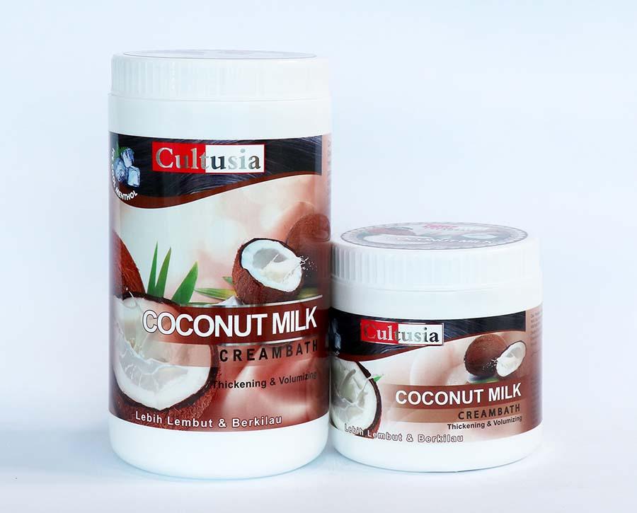 Cultusia Creambath Coconut Milk Membeli Jualan Online Perawatan Intensif Dengan Harga Murah Lazada Indonesia