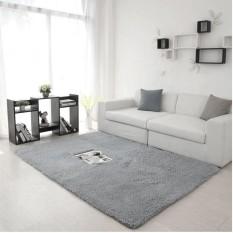 Rp 600.000 110x160 Fluffy Rugs Anti Selip Ramus Area Karpet Kamar Tidur Rumah Karpet Lantai Mat