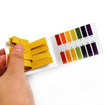 160 Litmus Paper Test Strips Alkaline Acid pH Indicator Testing Kit - intl