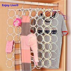 Hanger Lipat Source · Gantungan Jilbab Bulat Origami 28 Ring Unik Gantungan Jilbab .