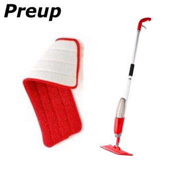4*reusable steam mop cover replacement triangle cleaner mop pads double-side mop – intl