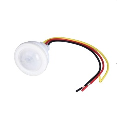 360 Degree AC 220 V Inframerah PIR MOTION SENSOR Beralih untuk Ringan 100 W Maksimal-Internasional