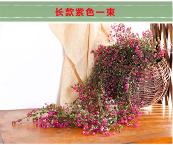 BELI SEKARANG Admiralty plastik hijau ruang tamu tanaman merambat bunga bunga buatan Klik di sini !!!