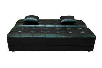 Aim Living Sofa Bed Pixel - Hitam - Jabodetabek Only - 2
