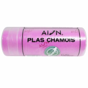 AION Plas Chamois Lap Kanebo Warna Kuning - 5