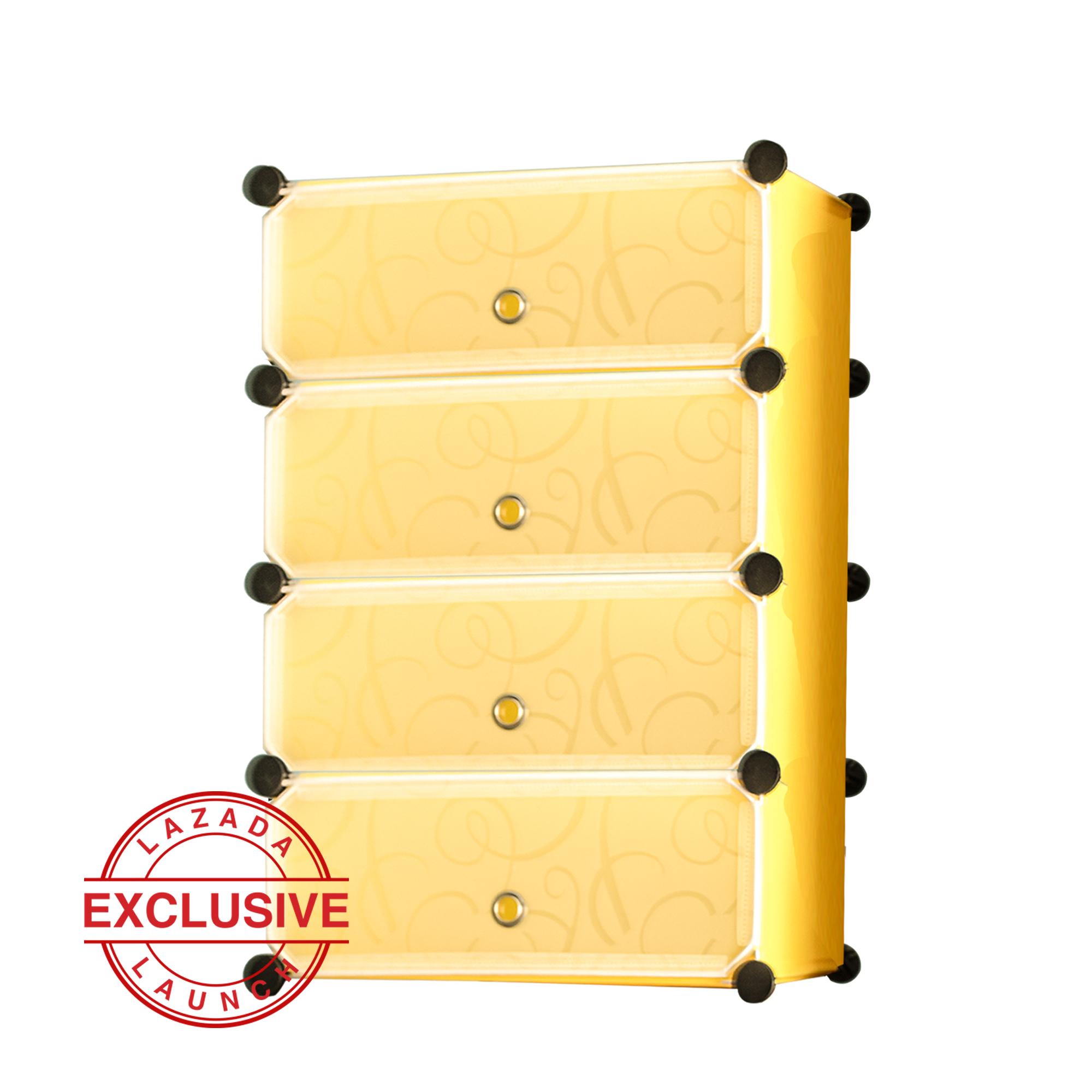 Aiueo Humidifier Lily & Lotus Essential Aromatherapy Oil 10ml Isi Source · AIUEO Rak Sepatu 4