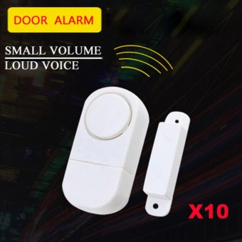 Daftar Harga VIVIAN - Paket Keamanan Rumah CCTV Micro SD + Free 1 pcs Alarm Jendela / Pintu Sensor Gerak Harga Rp 172,800   Dokuprice.com