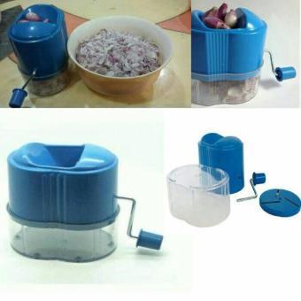 Alat Perajang / Pengiris Bawang Merah Manual / Kitchen Onion Slicer - 3