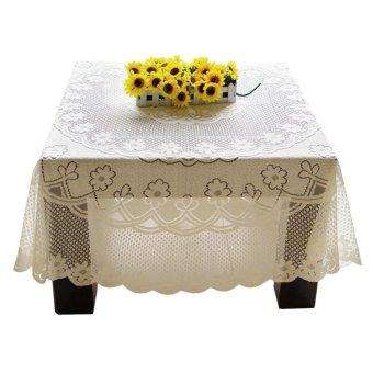 Amart Beautiful Lace Tablecloth Table Decoration 60*60cm