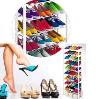 ... Amazing Shoe Rack / Rak Sepatu 10 Susun - 3 ...