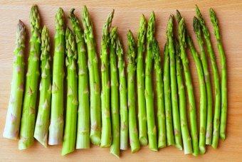 Amefurashi Benih Sayur Asparagus - 2