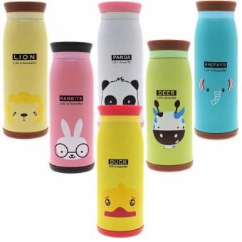 Anabelle Botol Termos Karakter Lucu 500ml Rabbit - 2