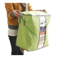Anabelle Storage Tinggi / Universal Box Penyimpanan Baju Organizer Hijau