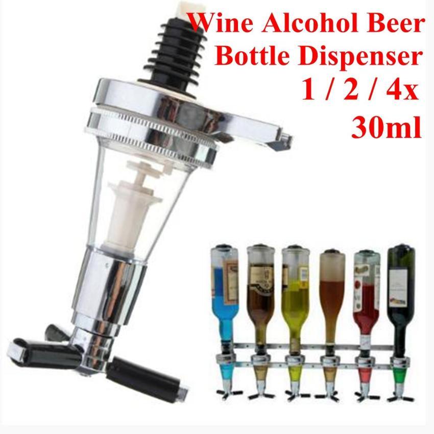 Autoleader Pelayan Anggur Yang Terpasang Di Dinding Bar Koktail Tembakan DIspenser Minuman Alkohol Bir Botol 30