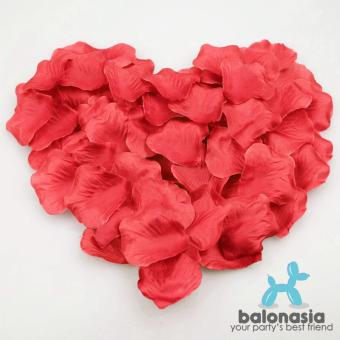 Balonasia 3 pack Rose Petal Cover Area +/- 1 M2 Dekorasi Pesta