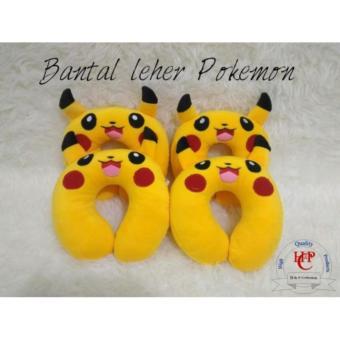 Bantal Leher Pokemon 1pc
