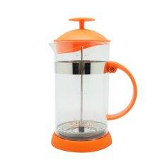 Bialetti Coffee Press 1000ml Orange