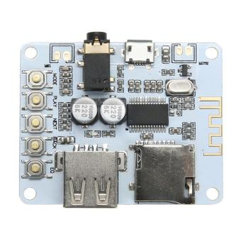 Bluetooth Audio Receiver Module USB TF/SD Card Decoding Board Preamp Output - intl