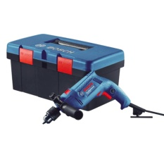 Bosch GSB 550 Professional Freedom Kit Mesin Bor Tembok + Box Limited Edition