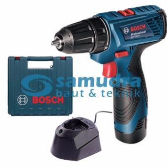BOSCH GSR 120 Bor Cordless 12 V / Cordless Drill 12V - 1 Baterai