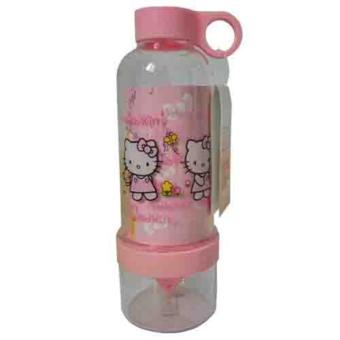 Botol Citrus Hello Kitty / Botol Minum Infused Water Bottle Zinger