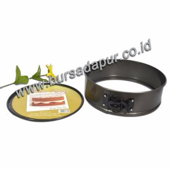 Bursa Dapur Master Pastry Non-Stick Spring Form 22 cm / Loyang Bulat/Loyang Bongkar Pasang - 2