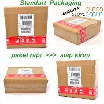 Bursa Dapur Master Pastry Non-Stick Spring Form 22 cm / Loyang Bulat/Loyang Bongkar Pasang - 5