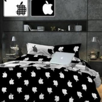 BELI SEKARANG Cornelia Sprei Katun Motif Apple Monochrome Klik di sini !!!