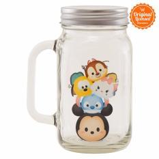 Disney Tsum Tsum Mason Jar Stack Them All