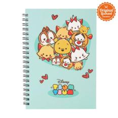 Disney Tsum Tsum Wire-O Note Book Mint