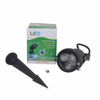 EELIC LSM-CPD 3W 6500K Lampu Sorot Mini Berkualitas