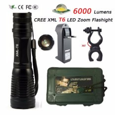 ... LED senter Torch Light + 2 X 18650 + Dual ChargerIDR170000. Rp 185.000