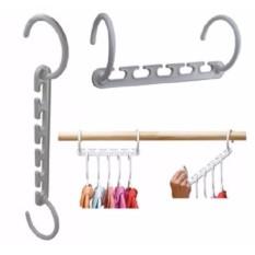 Gantungan Baju Wonder Hanger Magic Hanger Display Multifungsi