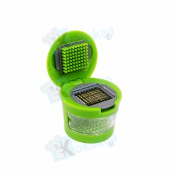 Garlic Chopper Pemotong Bawang Manual