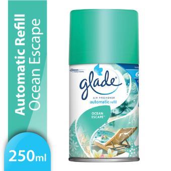 Glade Matic Spray Ocean Escape Refill 162gr