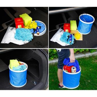 Glow shop - Ember Lipat Portable Foldable Bucket Waterproof