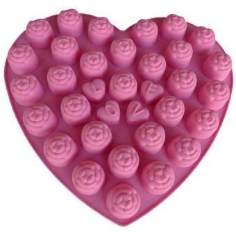 Griya Cetakan Roses With Love - Pink