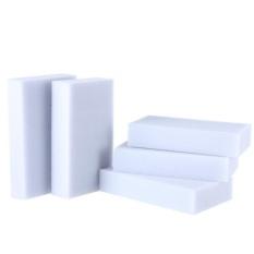 HappyLife New 20Pcs/Lot Melamine Sponge Magic Sponge Eraser Melaminecleaner Eco-Friendly White Kitchen