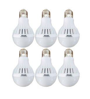 Hinoki Lampu Bholam LED 7 watt 6 pcs