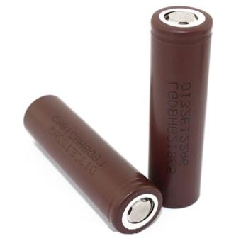Harga LG HG2 18650 Li-Ion Battery 3000mAh 35A Flat Top - Coklat