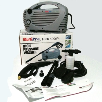 Harga MultiPro High Pressure Washer / Jet Cleaner