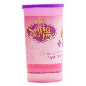 Harga Disney Junior Sofia The First Tumbler 530 mL With Cover Pink