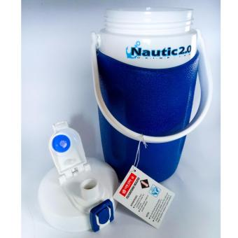 Harga Lion Star Thermos Nautic Hot&Cold - Biru