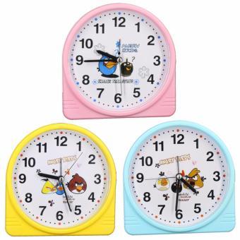 Harga Ruibao Alarm Clock Angry Birds Jam Weker RB029