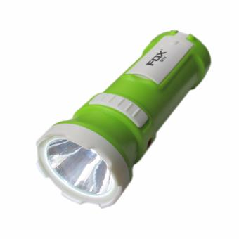 Harga Fox Senter Emergency LED Rechargeable