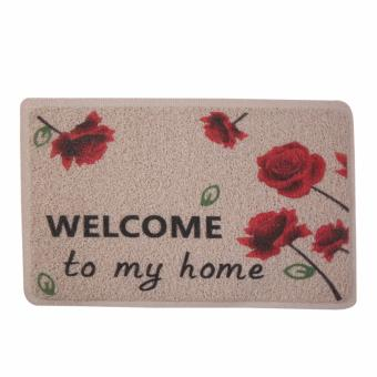 Harga Hokki Keset Vintage Colorful Welcome To My Home