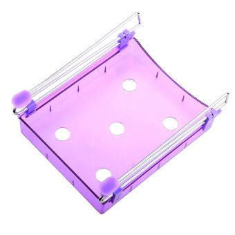 Kulkas Organizer 5 in 1 Rak Kulkas Magnet Multifungsi / Tempat tisue , Gantungan Lap Tangan