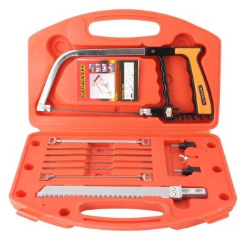 Harga Professional Magic Saw Tool Universal Saw Hand Saw DTY Woodworking Saws Set Kit Multifunction Mini Wood Working - intl(...)