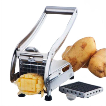 Pisau Pemotong Kentang Slicer. Source · Rondaful NEW Manual Stainless Steel Potato .